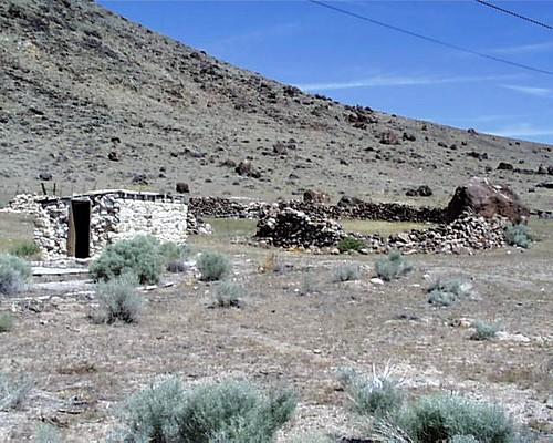 vacation usa ruins tour nevada 1999 nv hwy6 warmsprings extraterrestrialhighway us6 sr375 derelictgasstation