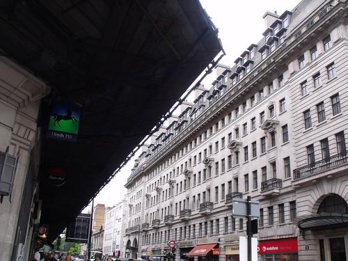 Chiltern Court, Baker Street, London