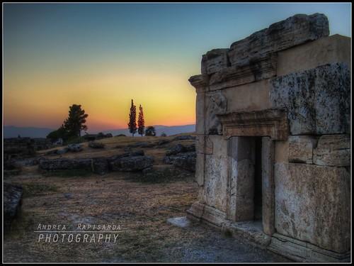 turkey geotagged ruins sony monuments monumenti hdr hdri rovine turchia hierapolis photomatix resti dsch9 rapis60 andrearapisarda geo:lat=37928221 geo:lon=29123125