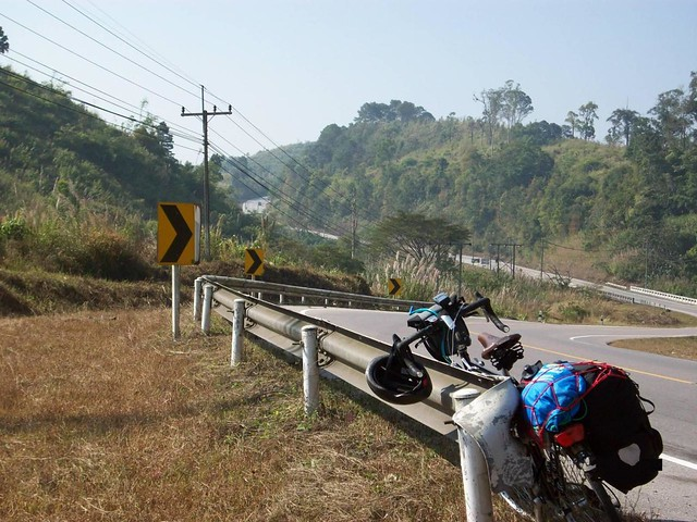 Cycling in Thailand info