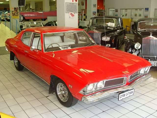 Classic Chevrolet Beaumont Tx >> 1968 Pontiac Beaumont | Classic Automobiles