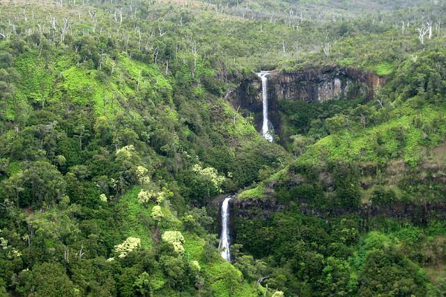 Kaua'i - Helicopter Tour: Hanapepe Valley - Kahili Waterfalls