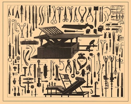 Early Surgical Tools