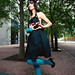 Small photo of Mio Akiyama (K-On!) - COSPLAY -