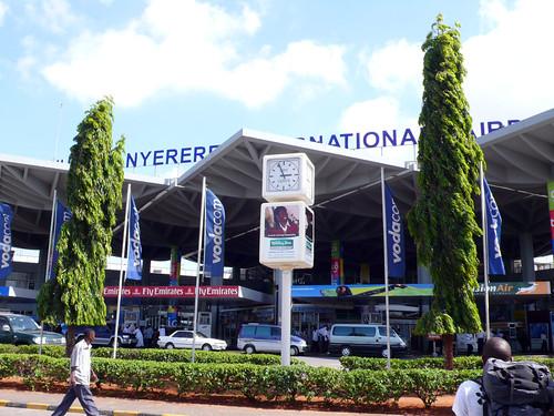 ジュリウス・ニエレレ国際空港, ダルエスサラーム/ Mwalimu J.K. Nyerere International Airport, Dar es Salaam