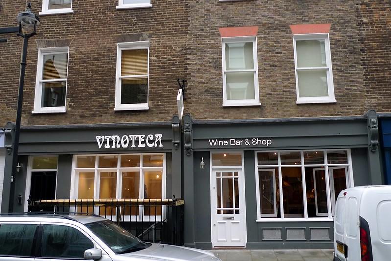 Vinoteca, Marylebone, W1