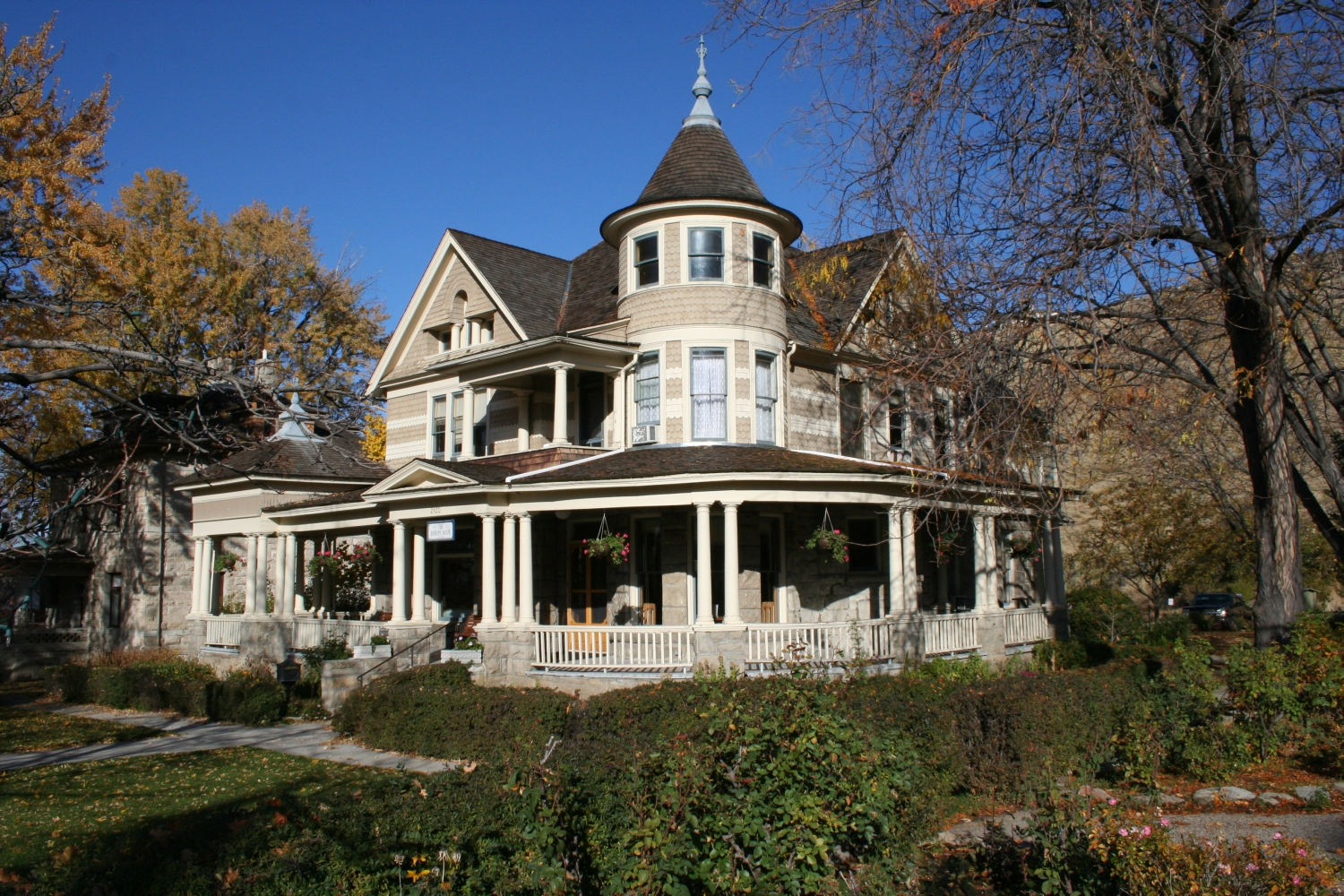 Historic Home On Warm Springs 2 Boise Flickr Photo
