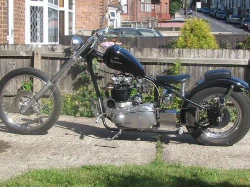 BSA A10 CHOPPER 1960