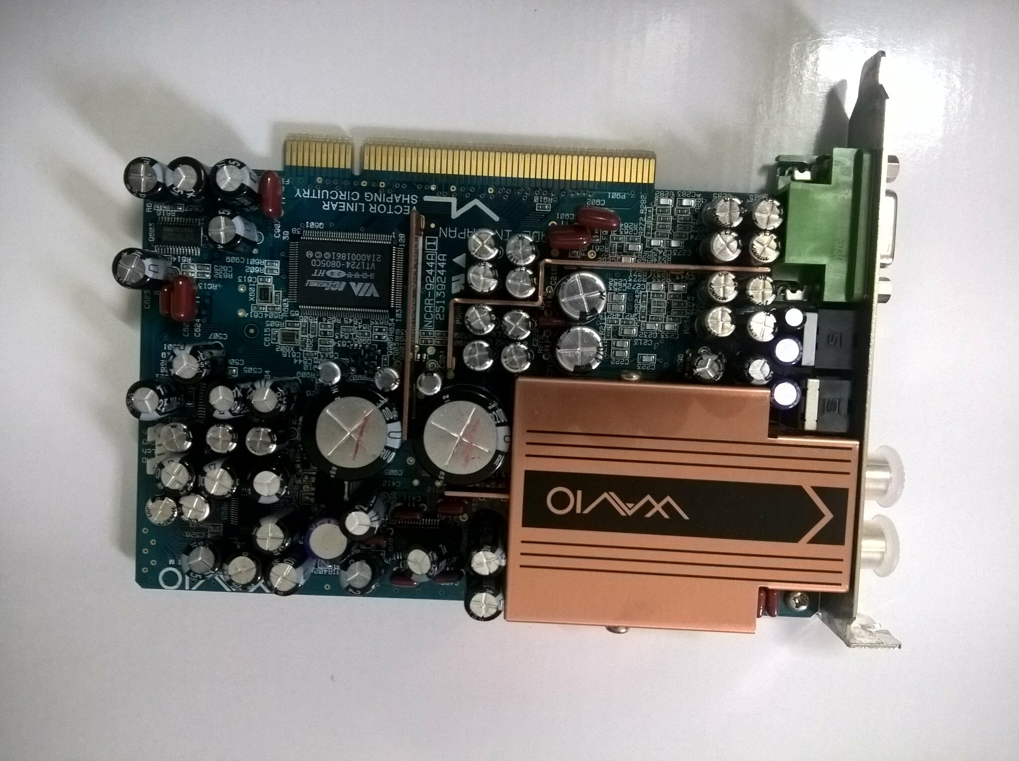 Onkyo từ Japan - U55SX, U55SX2, 200PCI LTD, 200PCI, 150PCI, 90PCI - 5
