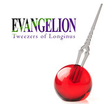 EVANGELION × Tweezers of Longinus 《新世紀福音戰士》 朗基努斯之槍夾毛器(ロンギヌスの毛抜き)