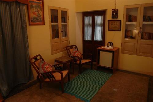 Hall biblioteca de la habitación Karauli, el día que me convertí en un Maharajá en la India - 4172566712 6e0ba93939 - Karauli, el día que me convertí en un Maharajá en la India