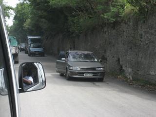 Barbados Highway Driving