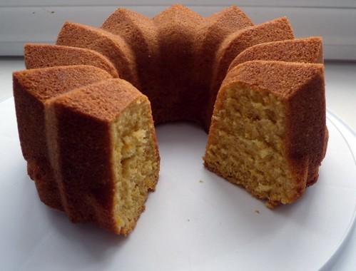 """Moroccan"" Orange Cake"