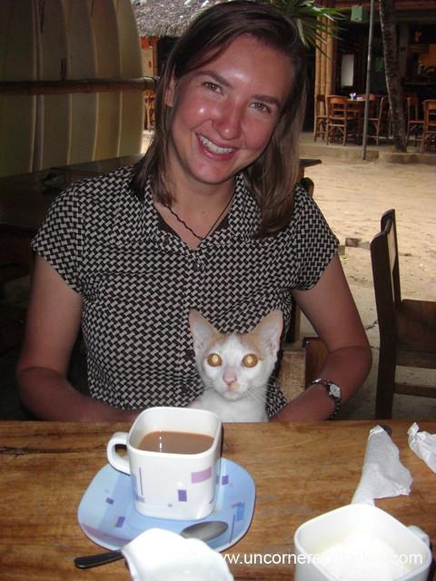 Friend for Breakfast - Mantanita, Ecuador