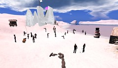 SL Winterfest 2009 Snowball Fight