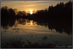 Dernier coucher de soleil de l'année 2009