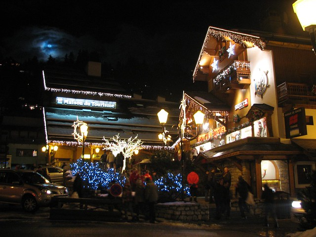 Meribel Center