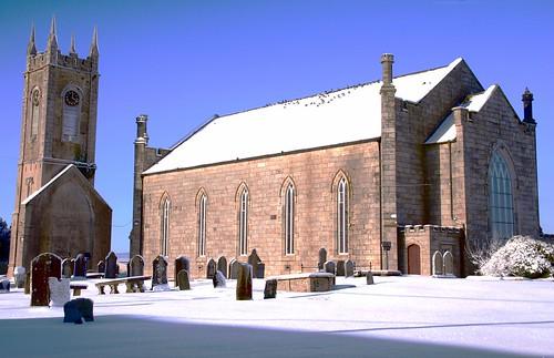All Saints Church Carnew Co. Wicklow