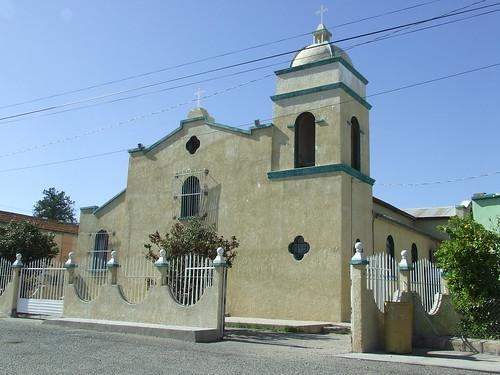 Templo de San José de Imuris, Sonora