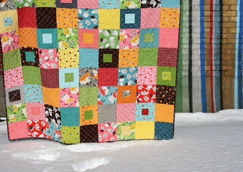 Flea Market Fancy quilt for me!