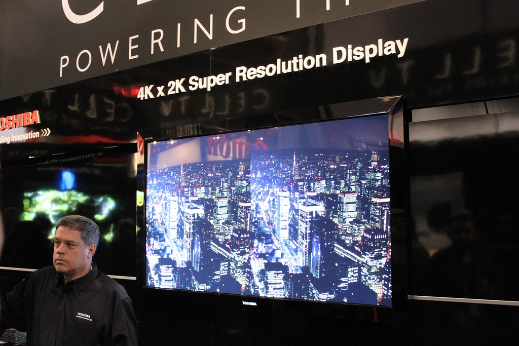 Toshiba 4k Display