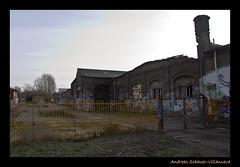 Friedrichshain Altes Reichsbahngelände