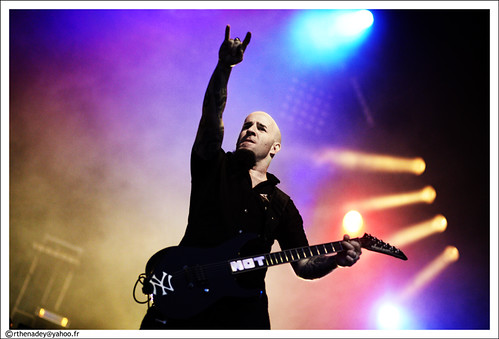 Anthrax / Scott Ian