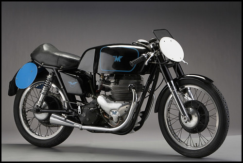 Matchless G45 500 by loudpop