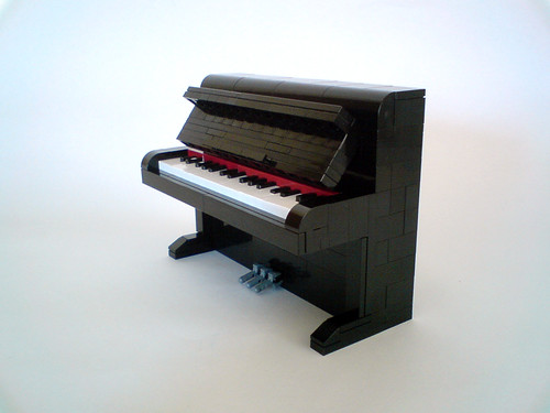The mighty piano
