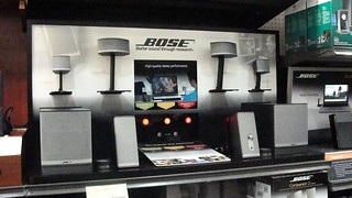Bose Speakers Flickr Photo Sharing