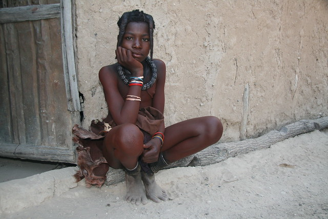 Remote Tribes of Africa http://www.flickr.com/photos/rudiroels/4327740053/