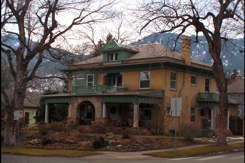 Mapleton Hill house, Boulder, CO