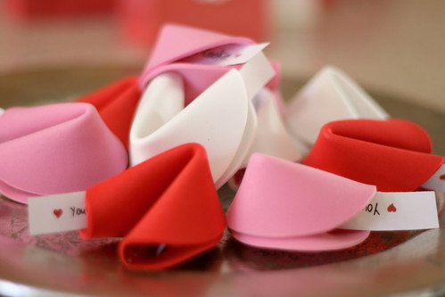 Bunches and bits fortune cookie class valentines for Crafts for 3rd graders