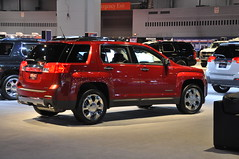 automobile, gmc, automotive exterior, sport utility vehicle, wheel, vehicle, compact sport utility vehicle, auto show, crossover suv, bumper, land vehicle, motor vehicle,