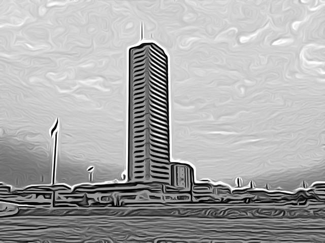 Grattacielo di Cesenatico | Flickr - Photo Sharing!