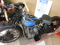 Vintage motorcycles February 13 2010
