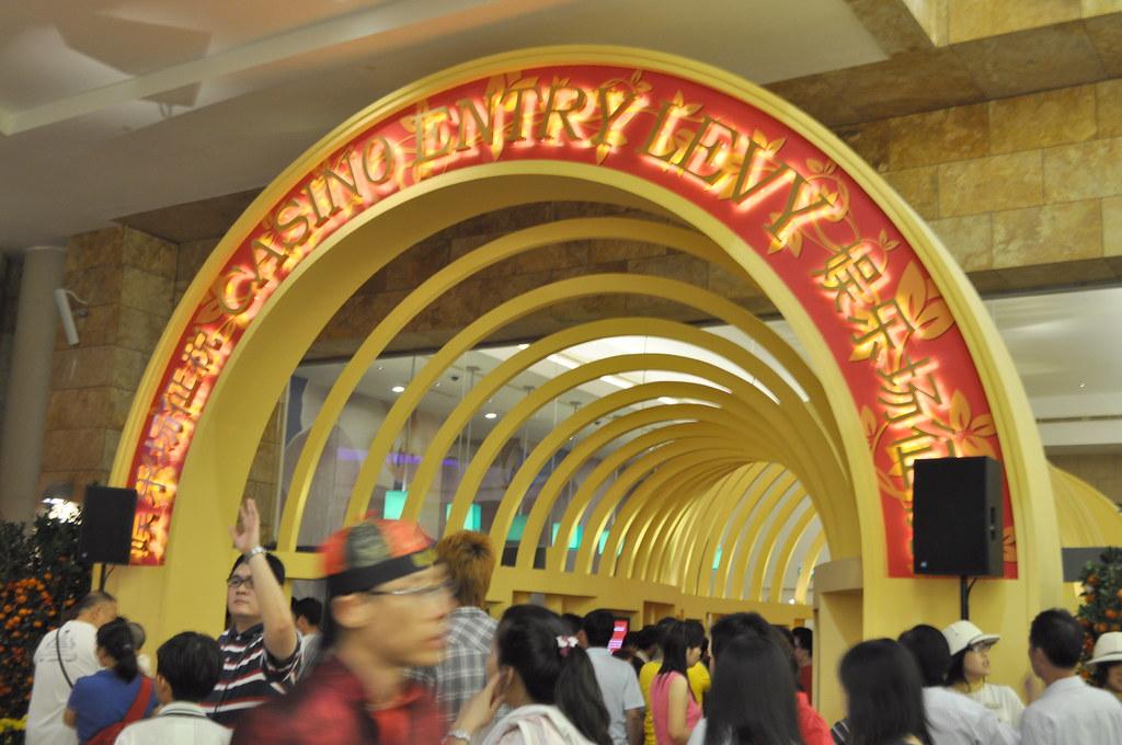 Resorts World Sentosa Casino, Singapore