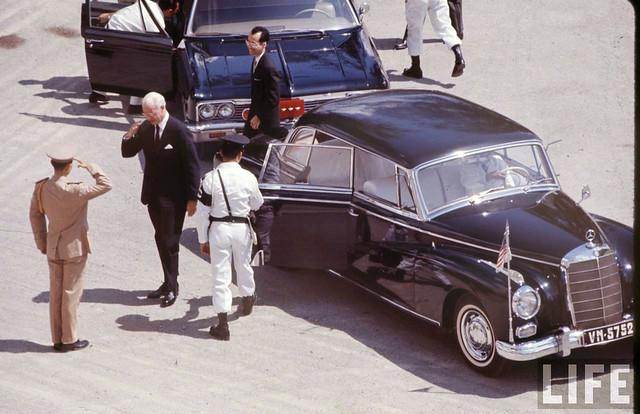 1964 - Ambassador Bunker by Co Rentmeester