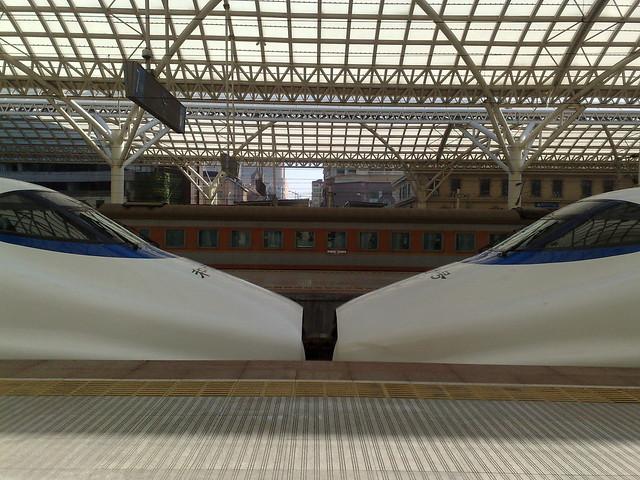 China Railway High-speed  中国高速铁路