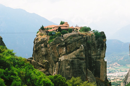 Meteora by olympic