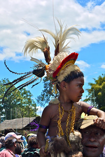 Papua New Guinea - Goroka - Festivity of Independence