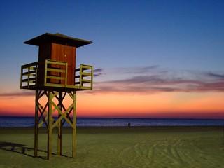 Obrázek Playa de la Victoria u Cádiz.