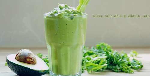 Photo:Green Smoothie By:Wild Tofu