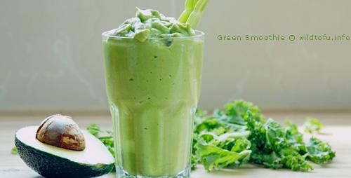 Photo:Green Smoothie By:Wild Tofu