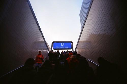 U-Bahn Alexanderplatz