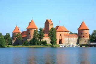The Trakai Castle