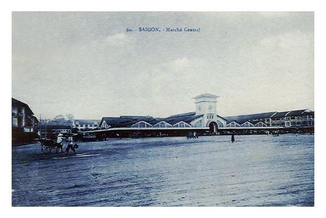 SAIGON -  marché central