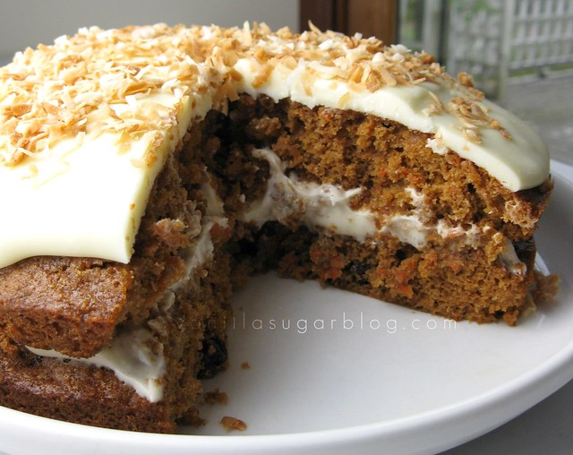 America S Test Kitchen Spiced Carrot Cake