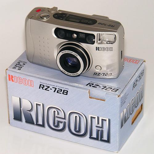 Ricoh RZ-728 - Camera-wiki.org - The free camera encyclopedia