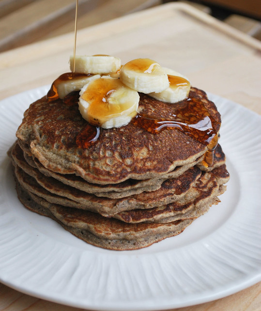 Buckwheat Pancakes | Flickr - Photo Sharing!